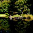 Japanese Garden by Jonathan Epp