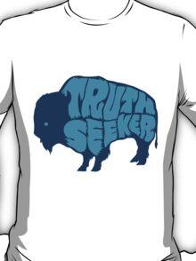 Truthseeker Buffalo T-Shirt