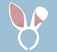 Bunny Ears Easter Headband by beerhamster