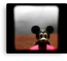 Ttv: Mickey Mouse Canvas Print