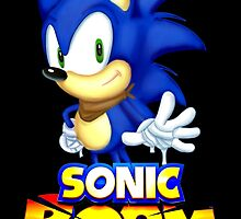 Classic Sonic Boom by tylersc12