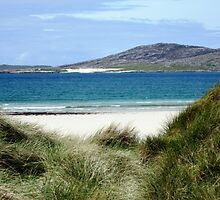 Immaculate Sands - Seilebost and Luskentyre Beaches by kathrynsgallery