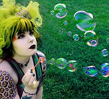 Bubbles by Lividly Vivid