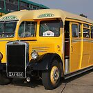EAV458 Leyland Tiger PS1 Duple Bodywork  by Hertsman
