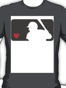 MLB Baseball Love At Night T-Shirt