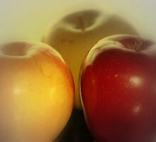 Apples... by Larissa Brea