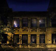 Night and the City by Peter Kurdulija
