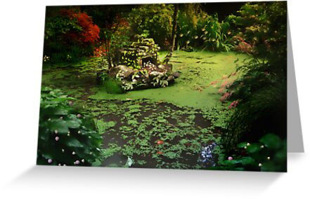 Magic Garden by Linda Cutche