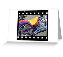 Tricked Out Rides..... Greeting Card