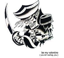 """""""Seahag"""" Valentine by BonyHomi"""
