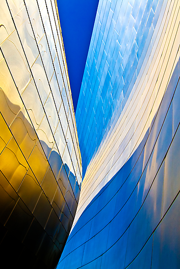 Contours of the Concert Hall by Justin Mair