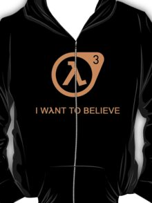 I Want To Believe in Valve T-Shirt