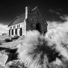 Infrared Church by CalendaRus