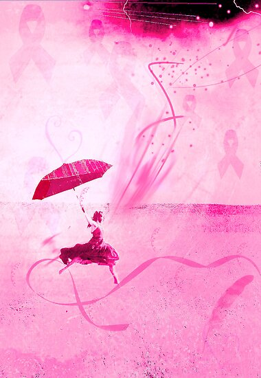 Pink Hope by ©Maria Medeiros