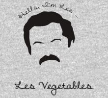 Les Vegetables. More Happiness.  by obscureandfunny