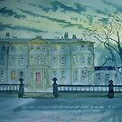 """""""By the Light of the Moon- Sewerby Hall"""" by Glenn Marshall"""