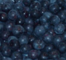 blueberries  a bumper crop by ratnestrd