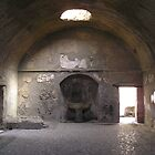 Roman Bath House, Pompeii by James Hennman