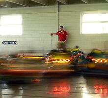 Bumpercars by Jenni C