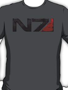 Commander Shepard - Mass Effect T-Shirt
