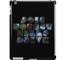 J.COLE '2014 Forest Hills Drive' iPad Case/Skin