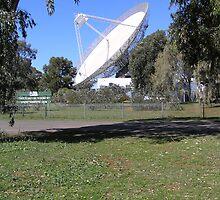 'The Dish', Parkes, NSW by Jan Richardson