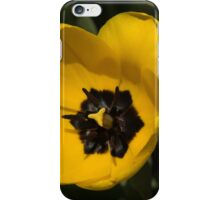 Yellow Tulip iPhone Case/Skin