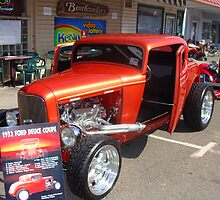 One bad 32 Duece Coupe by Brandon Taylor