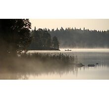 Fisherman's Morning Photographic Print