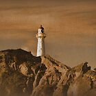 The Lighthouse by Linda Cutche