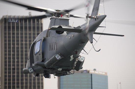 Navy Chopper by champion
