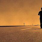 .Across the Sands of Sahara  by Mohamad Amin Khaxar