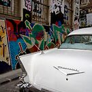 1957 CHEVROLET BEL AIR by Rosina  Lamberti