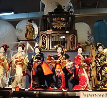 And a China girl down in old HONG KONG how she waits for me! Calls these Japanese dolls by RealPainter