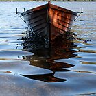 Solitary Boat by marmalade2008