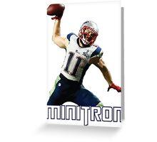 Minitron 2 Greeting Card