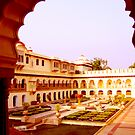 Indian Courtyard by MVP1
