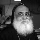 A Cairo Coptic Bishop by desertman