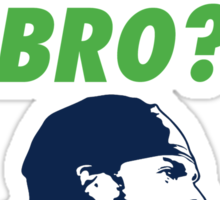 You Sad Bro? Richard Sherman Sticker