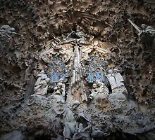Sagrada Familia - Barcelona by Bart Boodts
