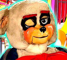 Tim And Eric Puppet Design by SmashBam by SmashBam