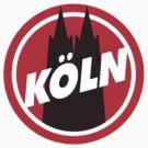 Koeln / Cologne by Sebastian Sindermann