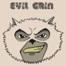 Evil grin alternative take by Christopher Doey