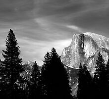 Half Dome by Denis Wagovich