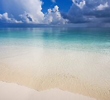 Wide Ocean. Maldives by JennyRainbow