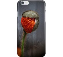 Out Of Darkness Grows Flowers iPhone Case/Skin