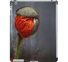Out Of Darkness Grows Flowers iPad Case/Skin