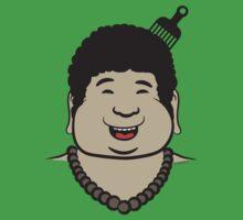 Afro Buddha by FredzArt