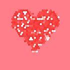 Pixel Love by GracieHb