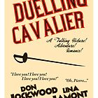 "Singin' in the Rain - ""The Duelling Cavalier"" by Sam Novak"